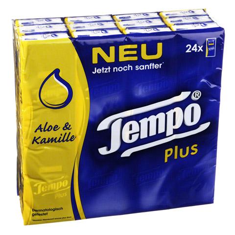 TEMPO Plus Taschentücher 24x9 Stück
