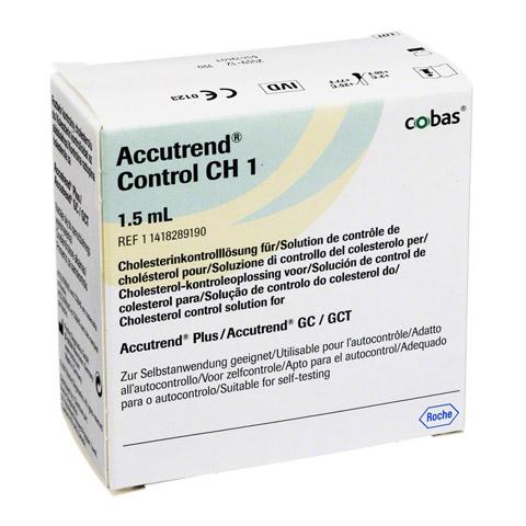 ACCUTREND Control CH 1 Lösung 1x1.5 Milliliter