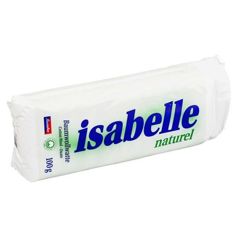 WATTE ISABELLE 100% BW 100 Gramm