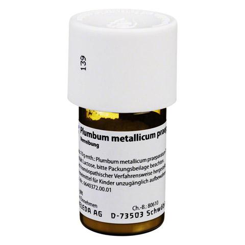 PLUMBUM METALLICUM praep. D 6 Trituration 20 Gramm N1