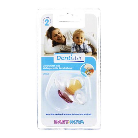 DENTISTAR BS Latex ohne Ring Babys mit Zähnen 1 Stück