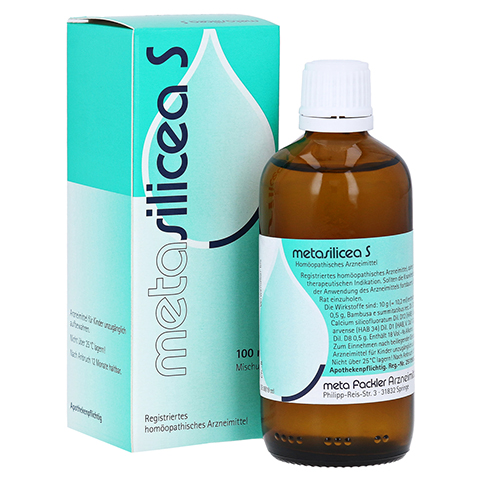 METASILICEA S Tropfen zum Einnehmen 100 Milliliter N2