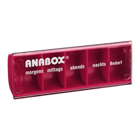 ANABOX Tagesbox pink 1 Stück