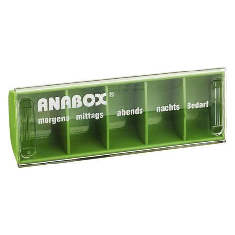 ANABOX Tagesbox hellgrün 1 Stück