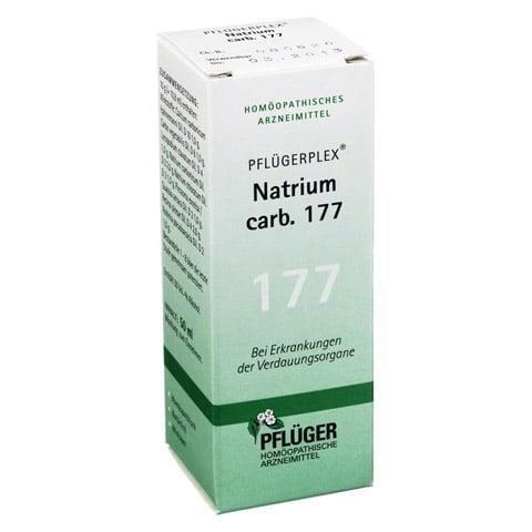 PFLÜGERPLEX Natrium carb.177 Tropfen 50 Milliliter N1