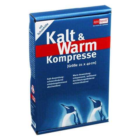 KALT-WARM Kompresse 21x40 cm 1 Stück
