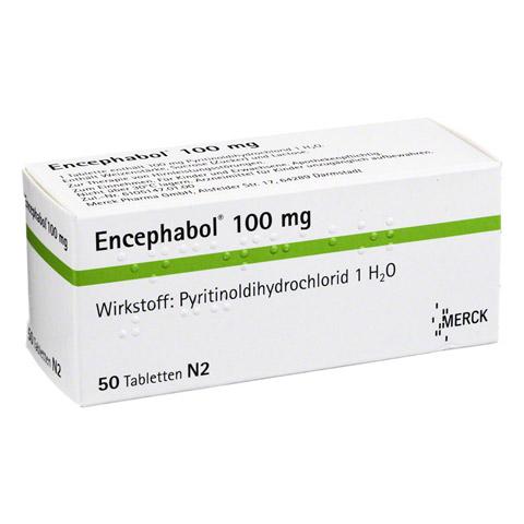 Encephabol 100mg 50 Stück N2