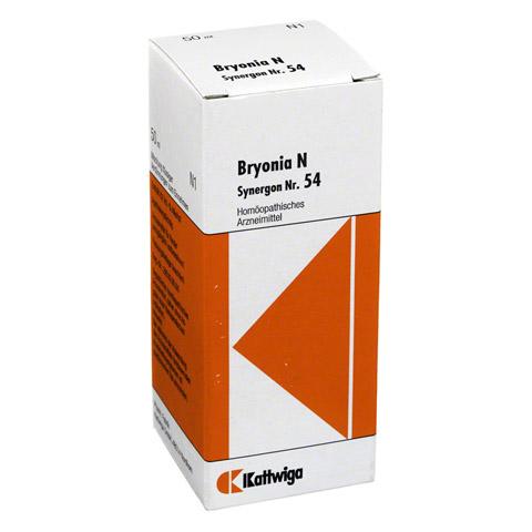 SYNERGON KOMPLEX 54 Bryonia N Tropfen 50 Milliliter N1