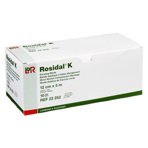 ROSIDAL K Binde 12 cmx5 m 10 Stück