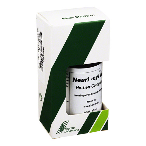 NEURI-CYL N Ho-Len-Complex Tropfen 30 Milliliter