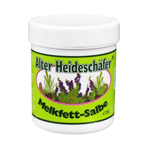 MELKFETT SALBE Alter Heideschäfer 100 Milliliter