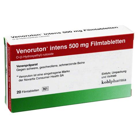 VENORUTON intens Filmtabletten 20 Stück N1