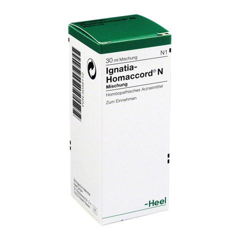 IGNATIA HOMACCORD N Tropfen 30 Milliliter N1