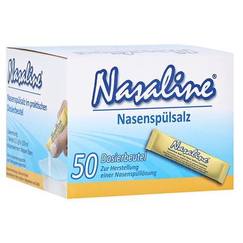 NASALINE Salz 50 Stück