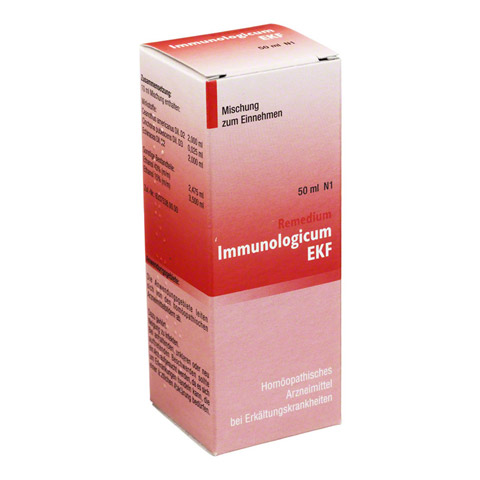 REMEDIUM Immunologicum EKF flüssig 50 Milliliter N1
