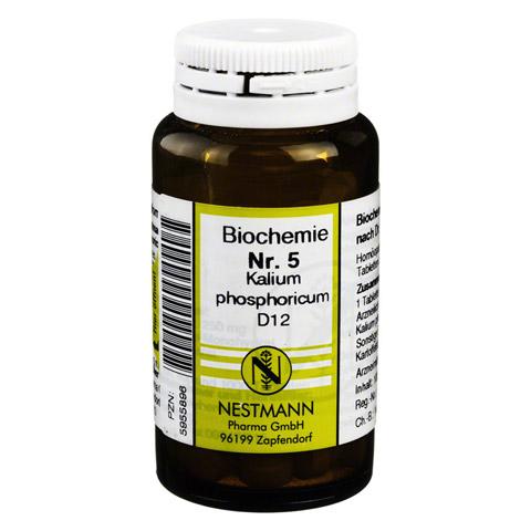 BIOCHEMIE 5 Kalium phosphoricum D 12 Tabletten 100 Stück