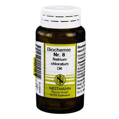 BIOCHEMIE 8 Natrium chloratum D 6 Tabletten 100 Stück