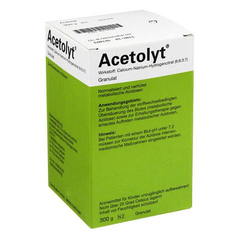 ACETOLYT Granulat 300 Gramm N2