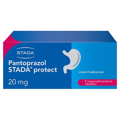 Pantoprazol STADA protect 20mg 7 Stück