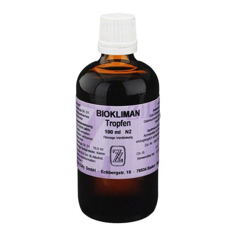 BIOKLIMAN Tropfen 100 Milliliter N2