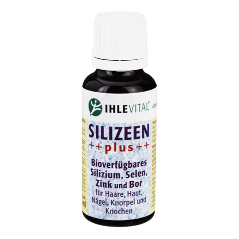 IHLEVITAL Silizeen Plus Silizium Zink Selen+Bor 25 Milliliter