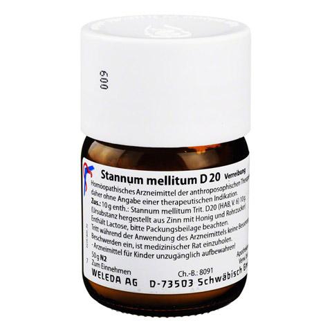 STANNUM MELLITUM D 20 Trituration 50 Gramm N2