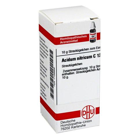 ACIDUM NITRICUM C 12 Globuli 10 Gramm N1