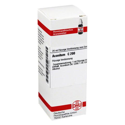 ACONITUM C 200 Dilution 20 Milliliter N1