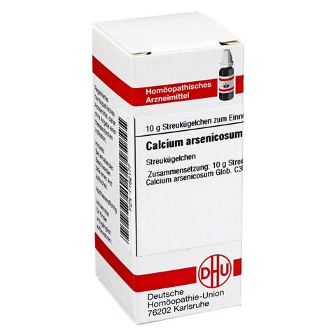 CALCIUM ARSENICOSUM C 30 Globuli 10 Gramm N1