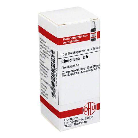 CIMICIFUGA C 5 Globuli 10 Gramm N1
