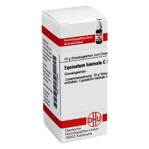 EQUISETUM HIEMALE C 30 Globuli 10 Gramm N1