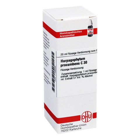 HARPAGOPHYTUM PROCUMBENS C 30 Dilution 20 Milliliter N1