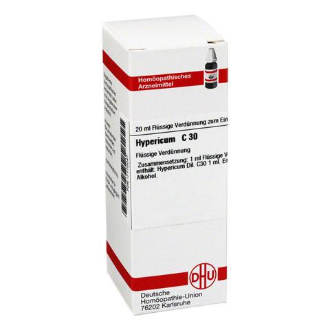 HYPERICUM C 30 Dilution 20 Milliliter N1