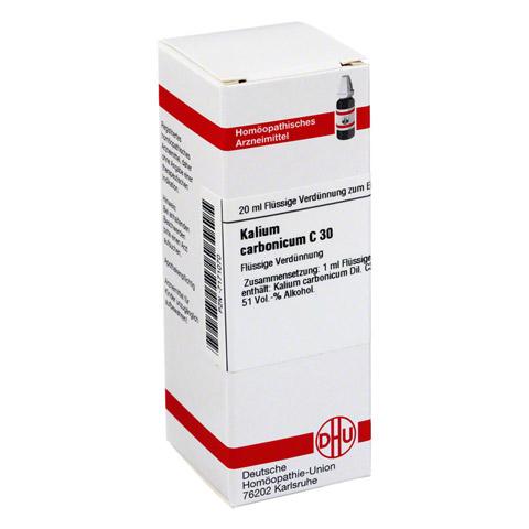 KALIUM CARBONICUM C 30 Dilution 20 Milliliter N1