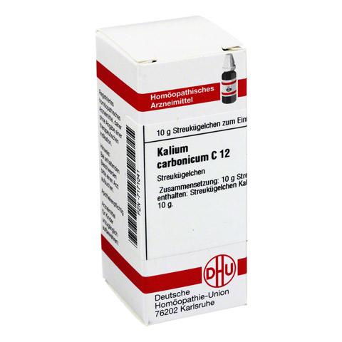 KALIUM CARBONICUM C 12 Globuli 10 Gramm N1