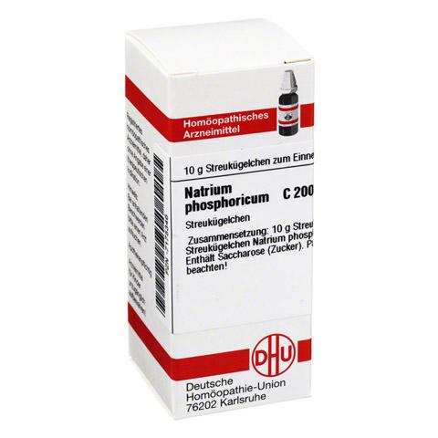 NATRIUM PHOSPHORICUM C 200 Globuli 10 Gramm N1