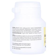 Vitamin B12 500 µg Methylcobalamin Lutschtabletten 60 Stück - Linke Seite