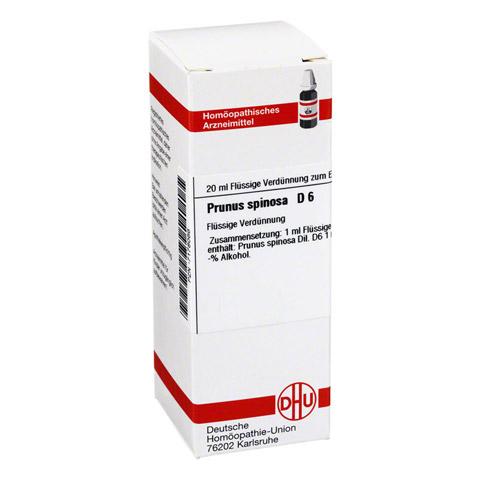 PRUNUS SPINOSA D 6 Dilution 20 Milliliter N1