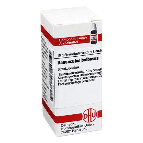 RANUNCULUS BULBOSUS D 4 Globuli 10 Gramm N1