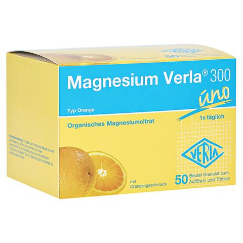 MAGNESIUM VERLA 300 Orange Granulat 50 Stück