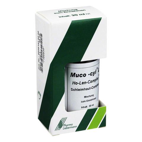 MUCO-CYL L Ho-Len-Complex Tropfen 30 Milliliter