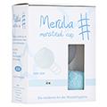 MERULA Menstrual Cup ice klar 1 Stück