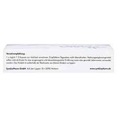 Symbiolact PLUS Kapseln 30 Stück - Oberseite