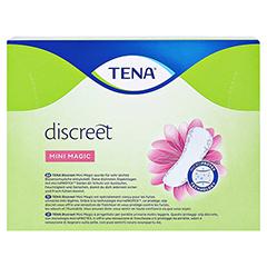 TENA LADY Discreet Einlagen mini magic 34 Stück - Rückseite