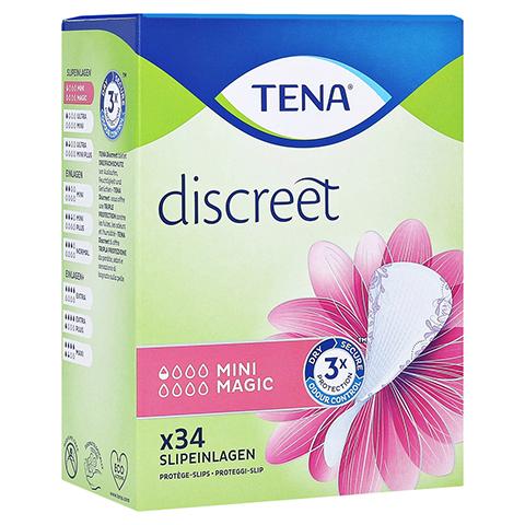 TENA LADY Discreet Einlagen mini magic 34 Stück