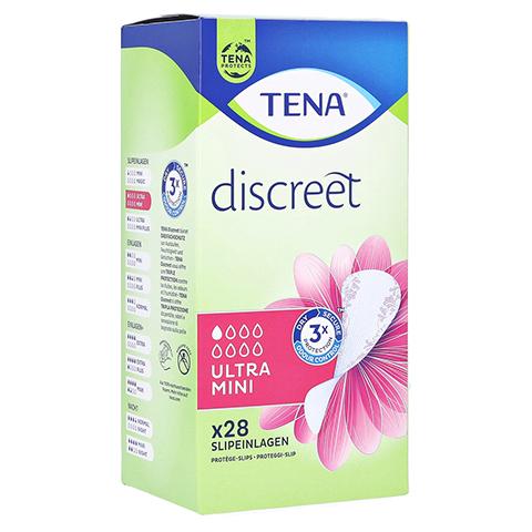 TENA LADY Discreet Einlagen ultra mini 28 Stück