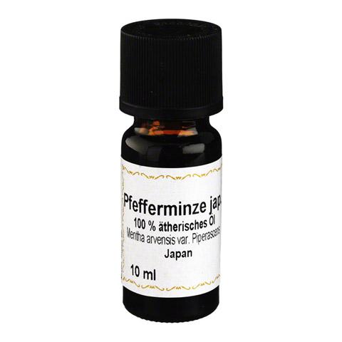 PFEFFERMINZE jap.100% ätherisches Öl 10 Milliliter