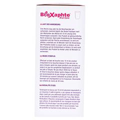 BloXaphte Oral Care Mundspülung 100 Milliliter - Linke Seite