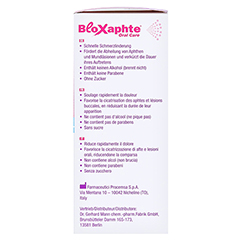 BloXaphte Oral Care Spray 20 Milliliter - Rechte Seite