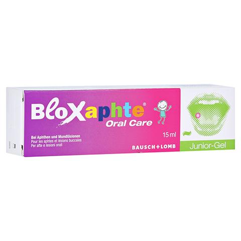 BloXaphte Oral Care Junior-Gel 15 Milliliter